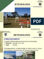 Unidad Didáctica Nº 01 - Conceptos básicos METEREOLOGIA