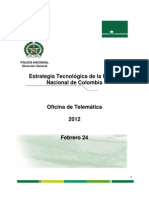 Policxa Nacional de Colombia - Buena Prxctica