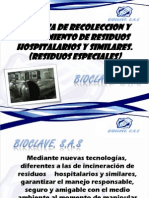 BIOCLAVE S.A.S