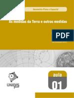 Geometria Plana e Espacial - Aula 01 - 514(1)