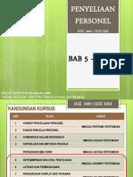 DCE2401 Penyeliaan Personel PJJ UPM 5-8