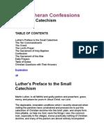LuthersSmallCatechismAndExplanation