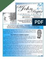 Bulletin September 23 2012
