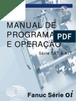Manual Fanuc Series Oi Torno