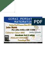 Iklan Persatuan Math