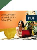 Licenciamiento Windows Office