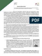 Unidad 2- Guía 1-Origen de la Vida en la Tierra- 3º Electivo JS - 2012