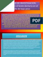 Articulo de Investigacion Patologia Catherine Jesus Bazalar