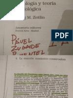 Cap. 4-7 Ideología y teoría sociológica Irving Zeitlin