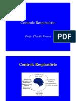 Controle Respiratorio