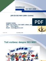 Prezentare ISO 9001