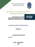 Ensayo Educacion en El Peru