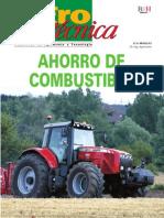 Ahorro energía tractores