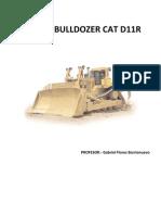 Tractor Bulldozer Cat d11r