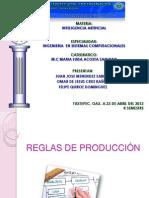 3.1. Reglas de producción