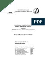 Manual de Bioseguridad - InS