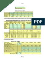 Link Budget CDMA