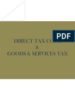 PPT OF DTC & GST