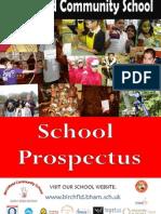 Birchfield Prospectus 2012