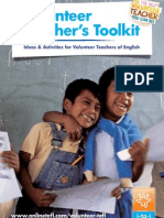 Volunteer Teacher's Toolkit by i-to-i TEFL