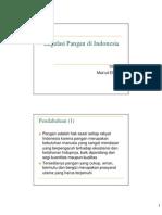 Regulasi Pangan Di Indonesia