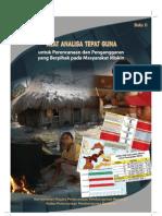 Alat Analisa Tepat Guna untuk Perencanaan dan Penganggaran yang Berpihak pada Masyarakat Miskin. Buku II