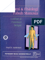 Anatomi Dan Fisiologi Tubuh Manusia