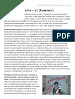 Inliniedreapta.net-Arabii Din Palestina VI Concluzii