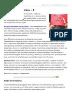 Inliniedreapta.net-Arabii Din Palestina I