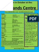 NewlandsCentre_whatson_oct2012