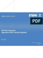 45686967 SW ISU SAP Technical Upgrade V1 1 0