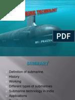 4d61submarine Technology