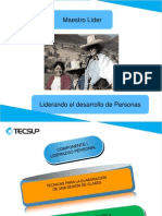 Liderazgo - Tecsup
