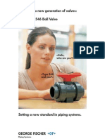 +GF+ 546 Ball Valve Brochure