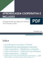 Aprendizagem Cooperativa e Inclusão