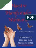 CREANDO A MATISSE Maestro Manifestador - 10 Pasos Intro