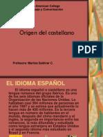Copia de Formación del castellano