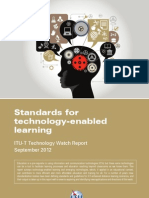 Standards for Technology-Enabled Learning