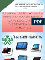 Capacitacion Sena