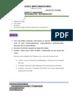 Deber emprendimiento y gestión 9 de oct 2012