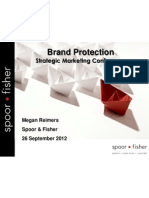 Brand Protection by Spoor and Fisher