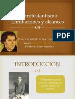 Breve Historia Del Protestantismo y La Educación