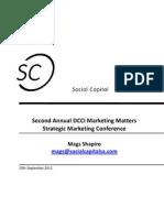 Mags Shapiro - Social Capital
