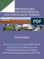 Riesgos Electricos Vilkun