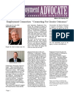 Employment Advocate Newesletter March 2012