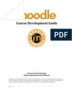 Moodle Course Development Guide
