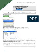 Geração da NFP através do Gerador de arquivos Bematech