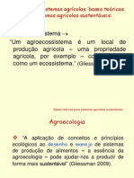 Ecologia dos sistemas agrícolas-II