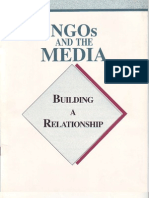 NGOs and the Media