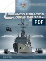 CERRANDO ESPACIOS 2007 Armada Narcoterrorismo